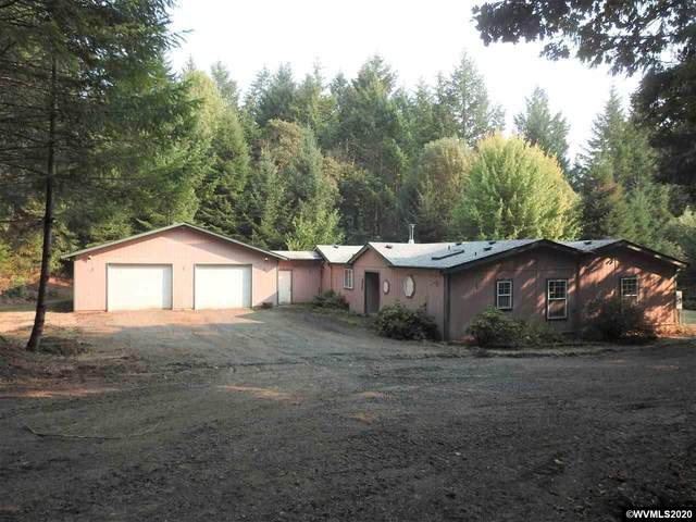 2490 Reuben Boise Rd, Dallas, OR 97338 (MLS #770004) :: Song Real Estate