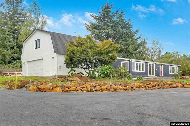 135 Steelhammer Rd, Silverton, OR 97381 (MLS #770027) :: Song Real Estate