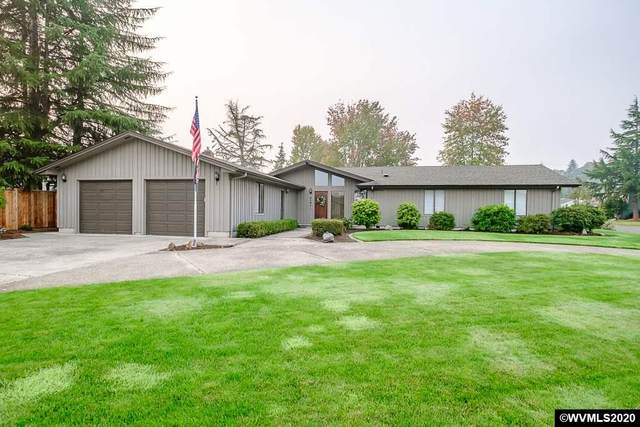 3161 Fir Oaks Dr SW, Albany, OR 97321 (MLS #770085) :: Sue Long Realty Group