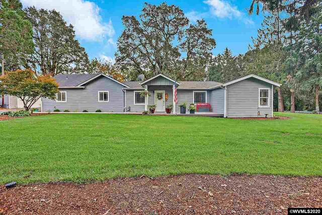 16084 Old Mehama Rd, Stayton, OR 97383 (MLS #770087) :: Sue Long Realty Group