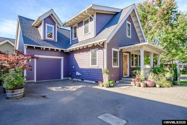 1007 Gwinn St E, Monmouth, OR 97361 (MLS #770093) :: Sue Long Realty Group