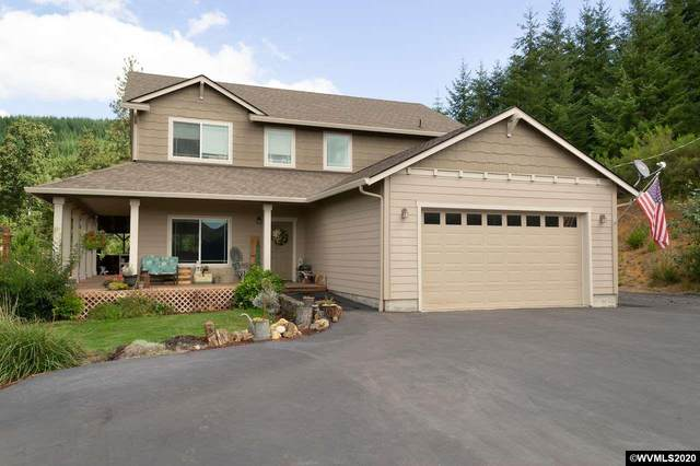 38379 Crawfordsville Dr, Sweet Home, OR 97386 (MLS #770151) :: Song Real Estate