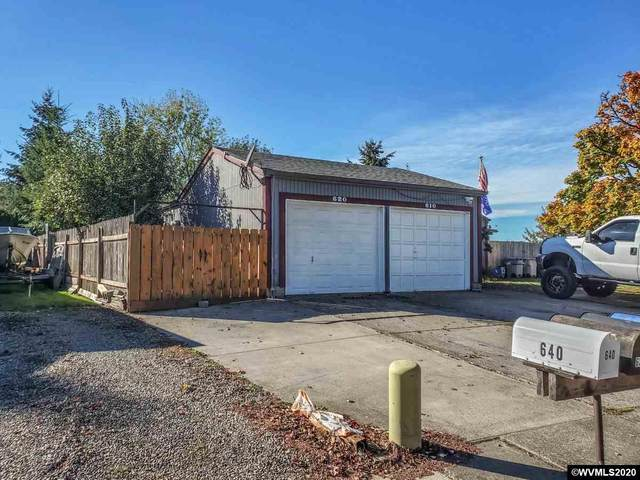 620 S 16th, Lebanon, OR 97355 (MLS #770167) :: Kish Realty Group