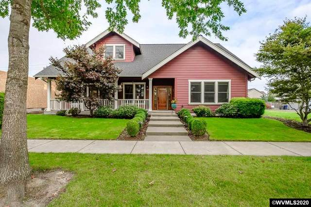 1152 Gwinn St E, Monmouth, OR 97361 (MLS #770175) :: Sue Long Realty Group