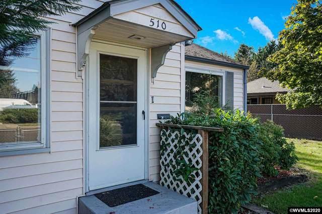 510 W Oak St, Lebanon, OR 97355 (MLS #770222) :: Song Real Estate