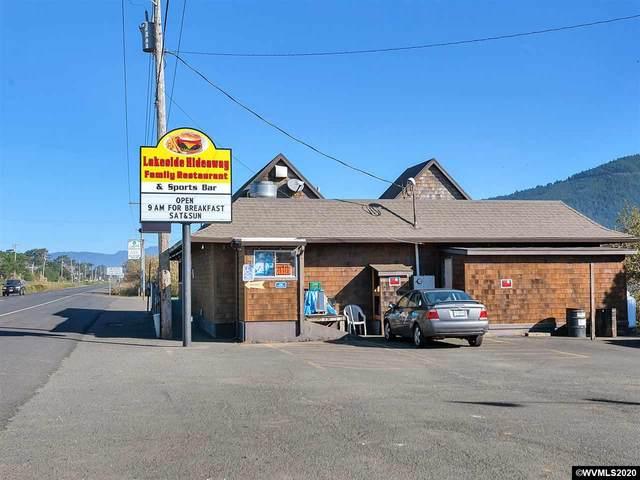 670 N Highway 101, Rockaway Beach, OR 97136 (MLS #770259) :: Kish Realty Group