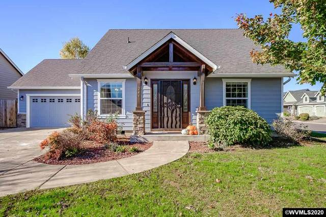 244 Park St S, Monmouth, OR 97361 (MLS #770466) :: Sue Long Realty Group