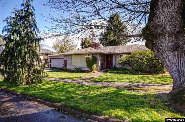 163 College St S, Monmouth, OR 97361 (MLS #770475) :: Sue Long Realty Group