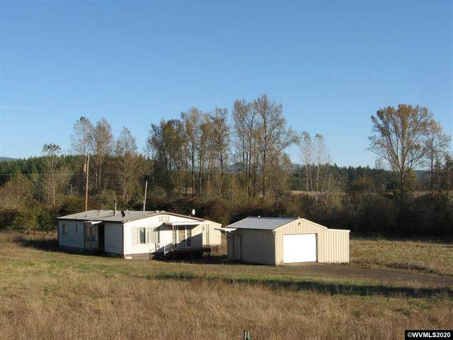 34075 Mount Pleasant Rd, Lebanon, OR 97355 (MLS #770520) :: Song Real Estate