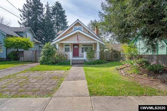 1160 Jefferson St NE, Salem, OR 97301 (MLS #770548) :: The Beem Team LLC