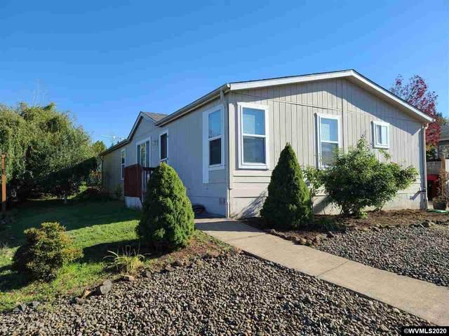 1015 Oak (#15) St, Silverton, OR 97381 (MLS #770572) :: Song Real Estate