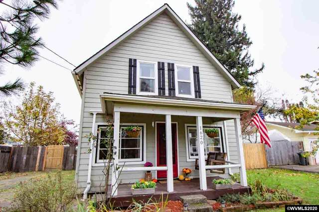 1620 College, Philomath, OR 97370 (MLS #770593) :: Change Realty