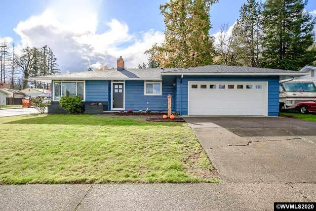 441 Elm St, Sweet Home, OR 97355 (MLS #770626) :: Song Real Estate