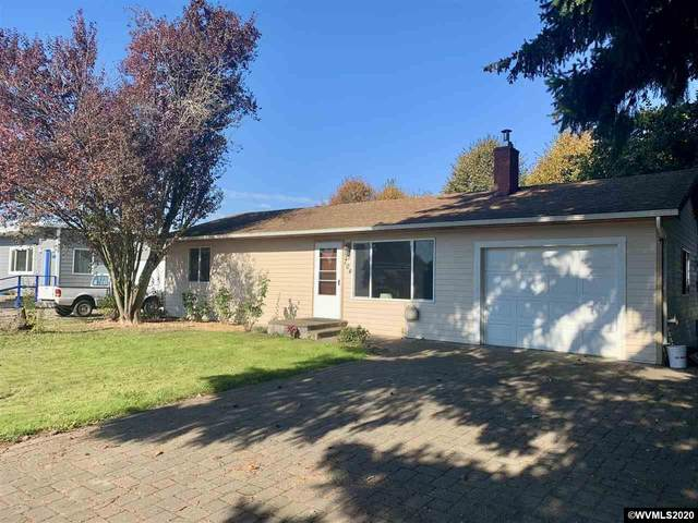 704 Madrona St E, Monmouth, OR 97361 (MLS #770719) :: Sue Long Realty Group