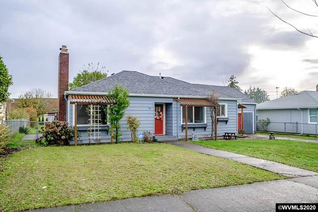 160 NW Lange St, Dallas, OR 97338 (MLS #770745) :: Song Real Estate