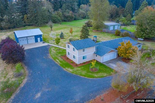 30434 Santiam River Rd, Lebanon, OR 97355 (MLS #770791) :: Premiere Property Group LLC