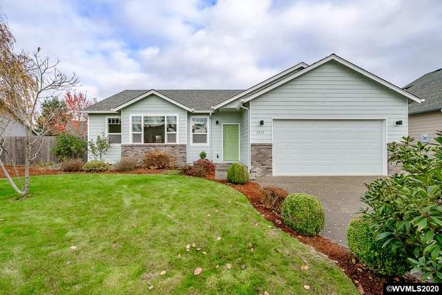 2215 North Albany Rd NW, Albany, OR 97321 (MLS #770883) :: Soul Property Group
