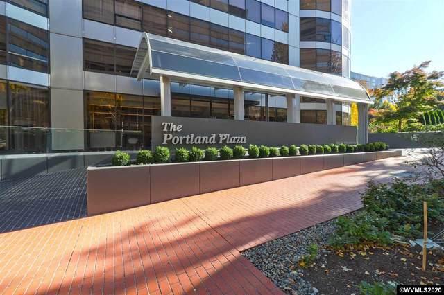 1500 SW 5th (#901) Av, Portland, OR 97201 (MLS #770890) :: Premiere Property Group LLC