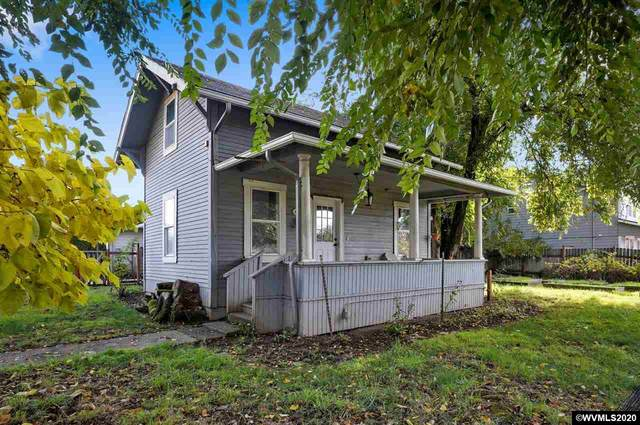 485 N Log Cabin St, Independence, OR 97351 (MLS #770930) :: Sue Long Realty Group