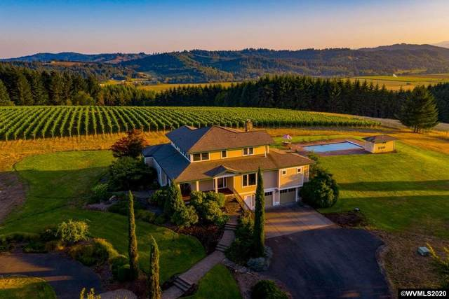 9449 SW Old Highway 47 Hwy, Gaston, OR 97119 (MLS #770973) :: Sue Long Realty Group