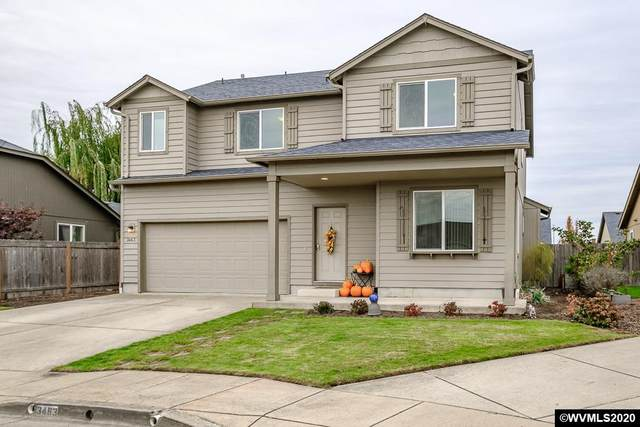 3463 21st Ct SE, Albany, OR 97322 (MLS #771012) :: Kish Realty Group