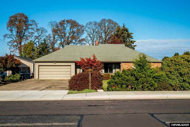 535 NE Starr St, Sublimity, OR 97385 (MLS #771025) :: Song Real Estate