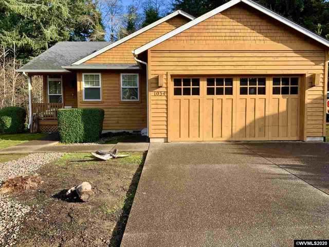 1034 SW Morning Walk, Depoe Bay, OR 97341 (MLS #771047) :: Premiere Property Group LLC