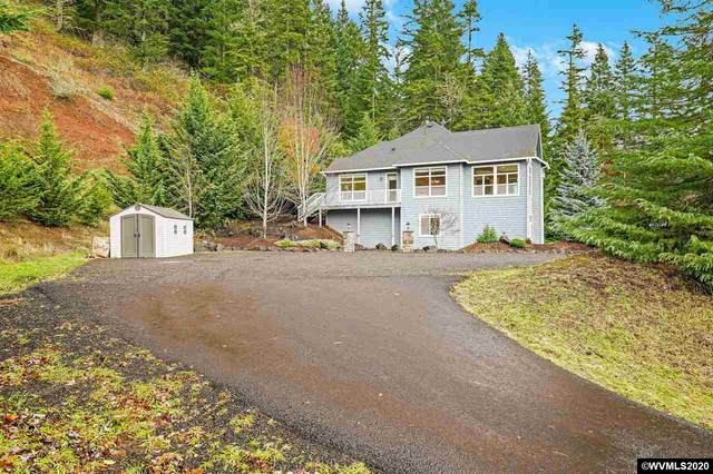 28908 Sheep Head Rd, Brownsville, OR 97327 (MLS #771147) :: Premiere Property Group LLC