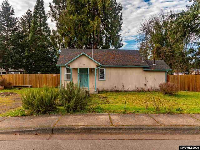 1630 12th Av, Sweet Home, OR 97386 (MLS #771152) :: Soul Property Group