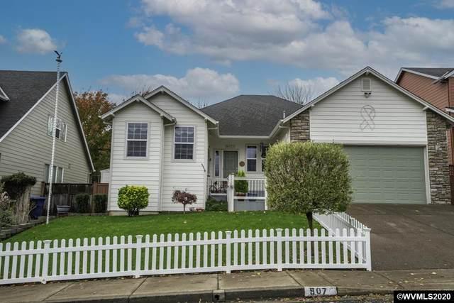 907 Eisenhower Dr NW, Salem, OR 97304 (MLS #771164) :: Premiere Property Group LLC