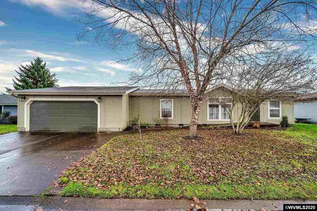 895 James St, Independence, OR 97351 (MLS #771192) :: Sue Long Realty Group