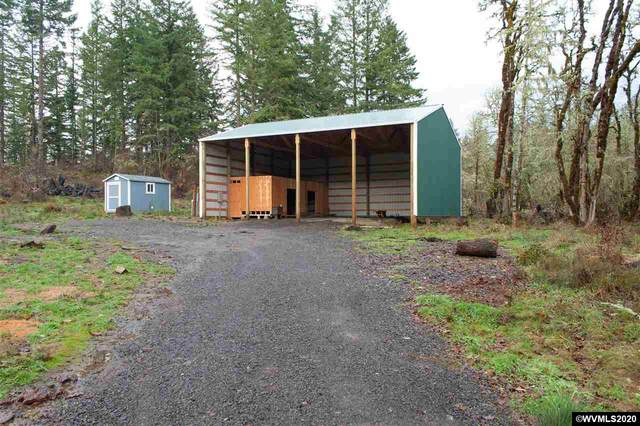 Totem Pole (Parcel #3), Lebanon, OR 97355 (MLS #771249) :: Song Real Estate