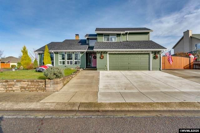 2891 Firwood Pl SE, Albany, OR 97322 (MLS #771270) :: Song Real Estate