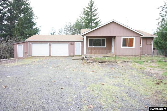 28677 Ridgeway Rd, Sweet Home, OR 97386 (MLS #771288) :: Song Real Estate