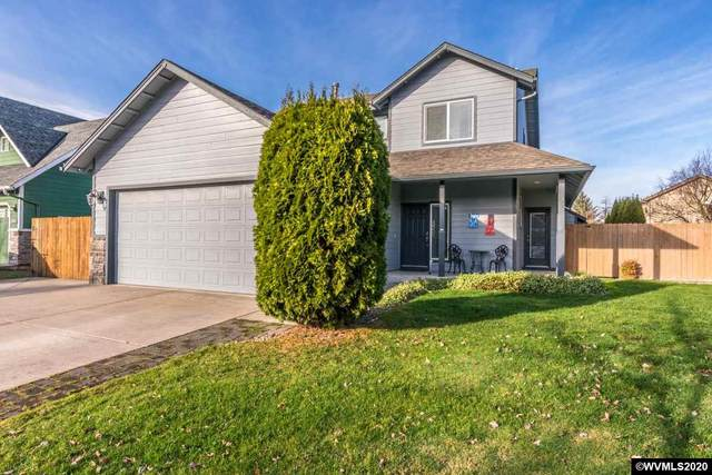 267 Shannon Pl, Lebanon, OR 97355 (MLS #771349) :: Sue Long Realty Group