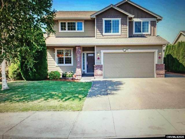 728 Park Pl S, Monmouth, OR 97361 (MLS #771350) :: Song Real Estate