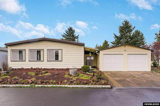 3800 Mountain View (#68) SE #68, Albany, OR 97322 (MLS #771368) :: Kish Realty Group