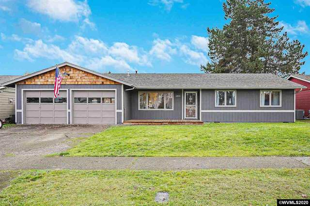 1834 Winchester St NW, Salem, OR 97304 (MLS #771370) :: Song Real Estate