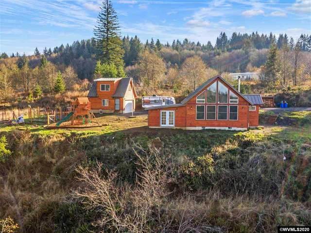 362 Phelps Mountain Ln SE, Silverton, OR 97381 (MLS #771402) :: Song Real Estate