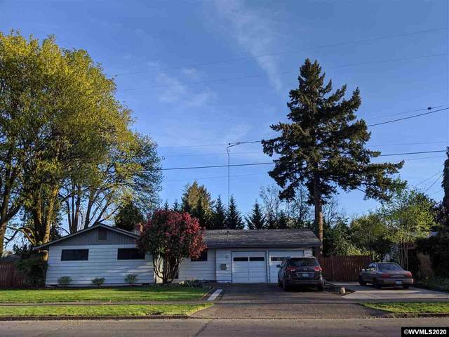 2120 NW Arthur Av, Corvallis, OR 97330 (MLS #771451) :: Change Realty
