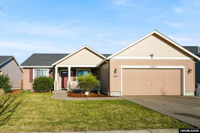 2965 Linfield Av, Woodburn, OR 97071 (MLS #771470) :: Sue Long Realty Group