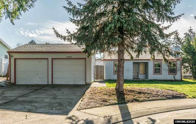 1654 Drew Pl SW, Albany, OR 97321 (MLS #771534) :: Soul Property Group