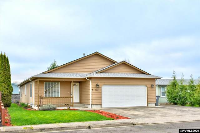 364 Kingfisher Ct SE, Albany, OR 97322 (MLS #771536) :: Soul Property Group