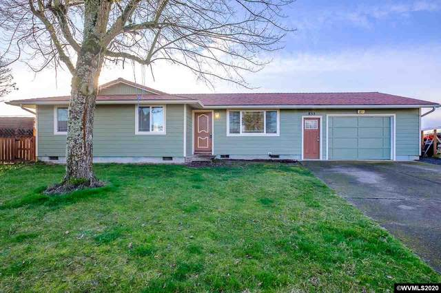 855 Centennial Ct, Halsey, OR 97348 (MLS #771554) :: Soul Property Group