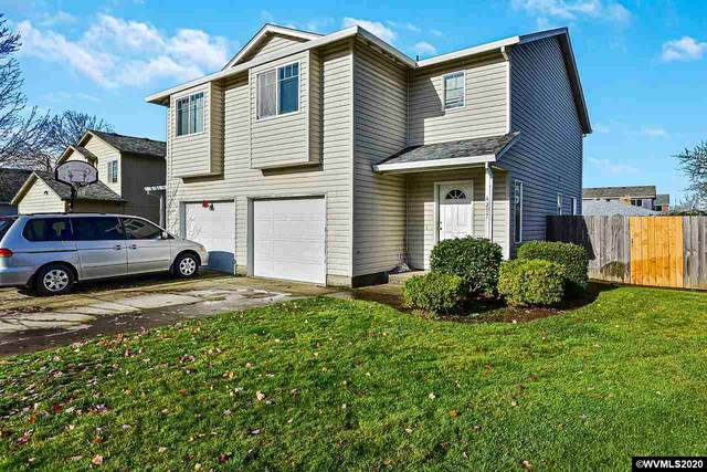 4295 Box Berry (& 4297) NE, Salem, OR 97305 (MLS #771565) :: Sue Long Realty Group