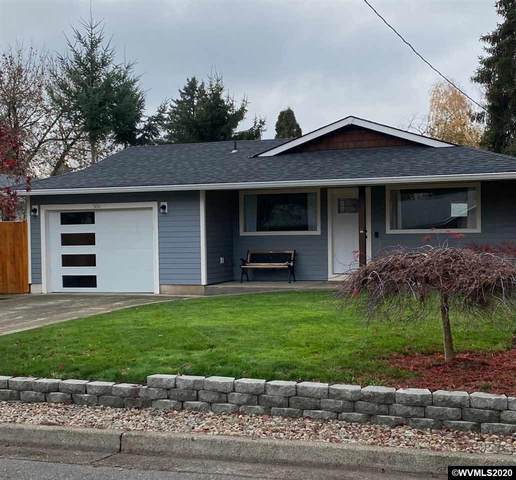 551 Hall St, Woodburn, OR 97071 (MLS #771577) :: Sue Long Realty Group