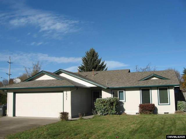 1531 Melissa Ct, Stayton, OR 97383 (MLS #771581) :: Sue Long Realty Group