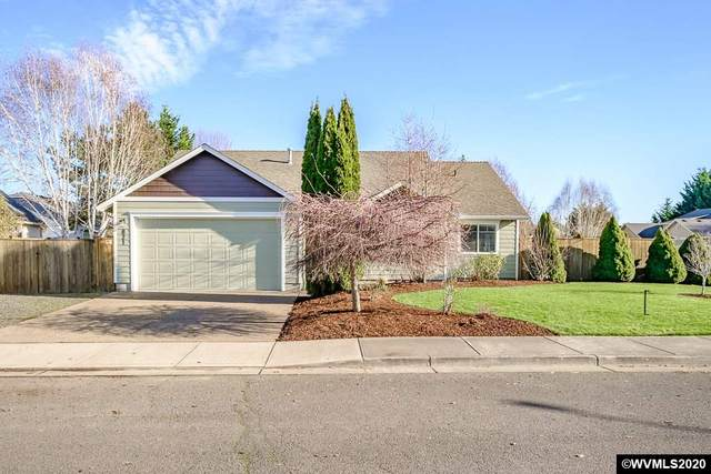 821 Cherrywood Dr N, Monmouth, OR 97361 (MLS #771600) :: Song Real Estate