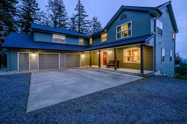 1355 Twin Hills Rd SE, Jefferson, OR 97352 (MLS #771636) :: Sue Long Realty Group