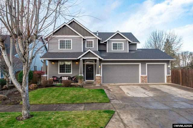 951 Sunrise Dr, Stayton, OR 97383 (MLS #771689) :: Song Real Estate
